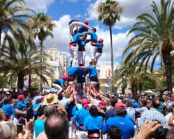 CASTELLERS a 1400
